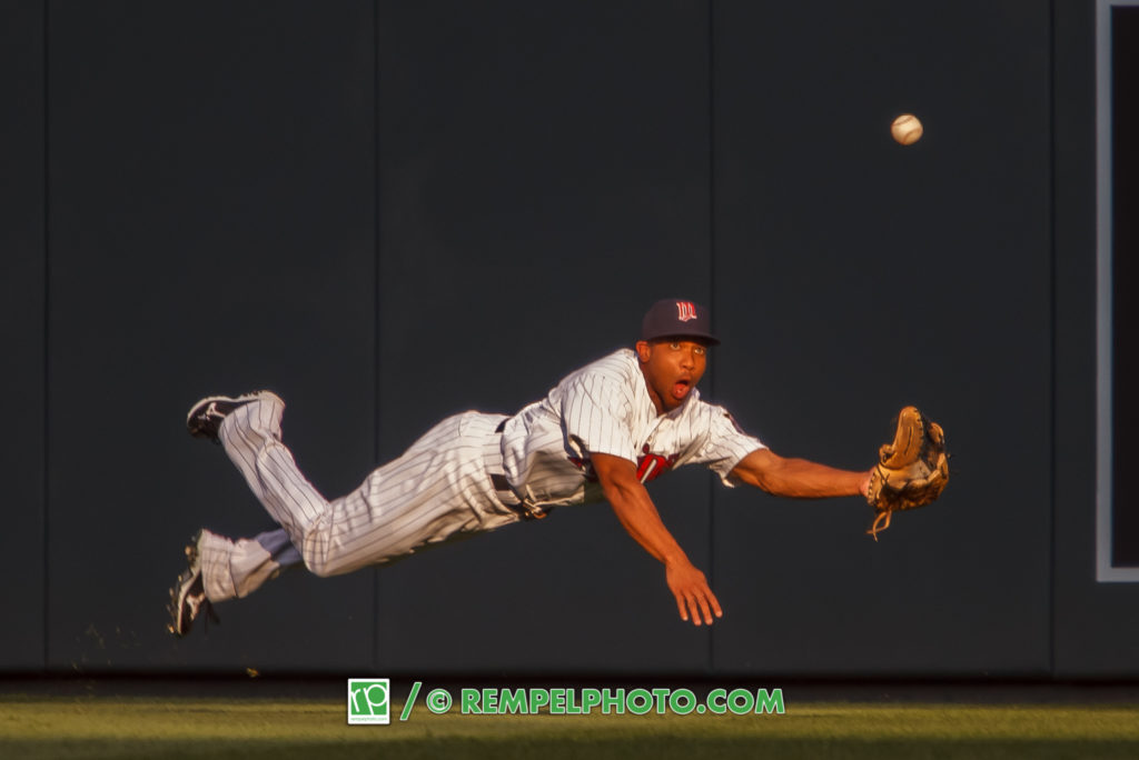 Minnesota Twins right fielder Ben Revere - Sports Illustrated Leading Off