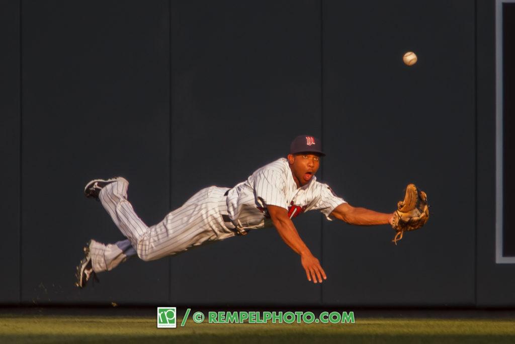 Minnesota Twins right fielder Ben Revere - Sports Illustrated Leading Off