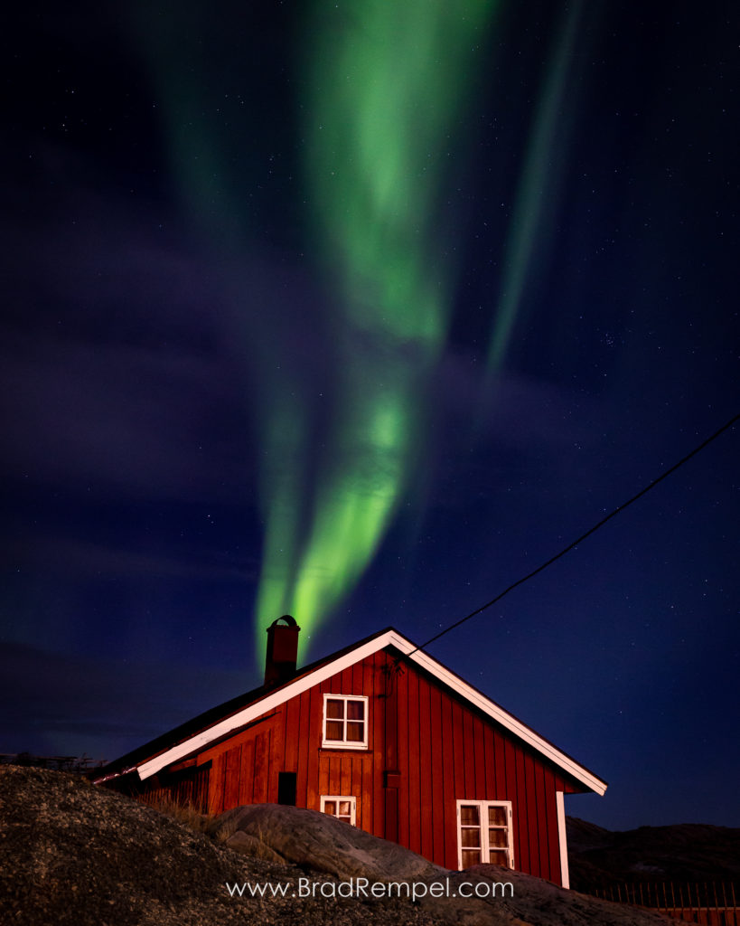 Hamnoy, Hamnøy, Lofoten, Lofoten Islands, Northern Lights, Norway - Brad Rempel