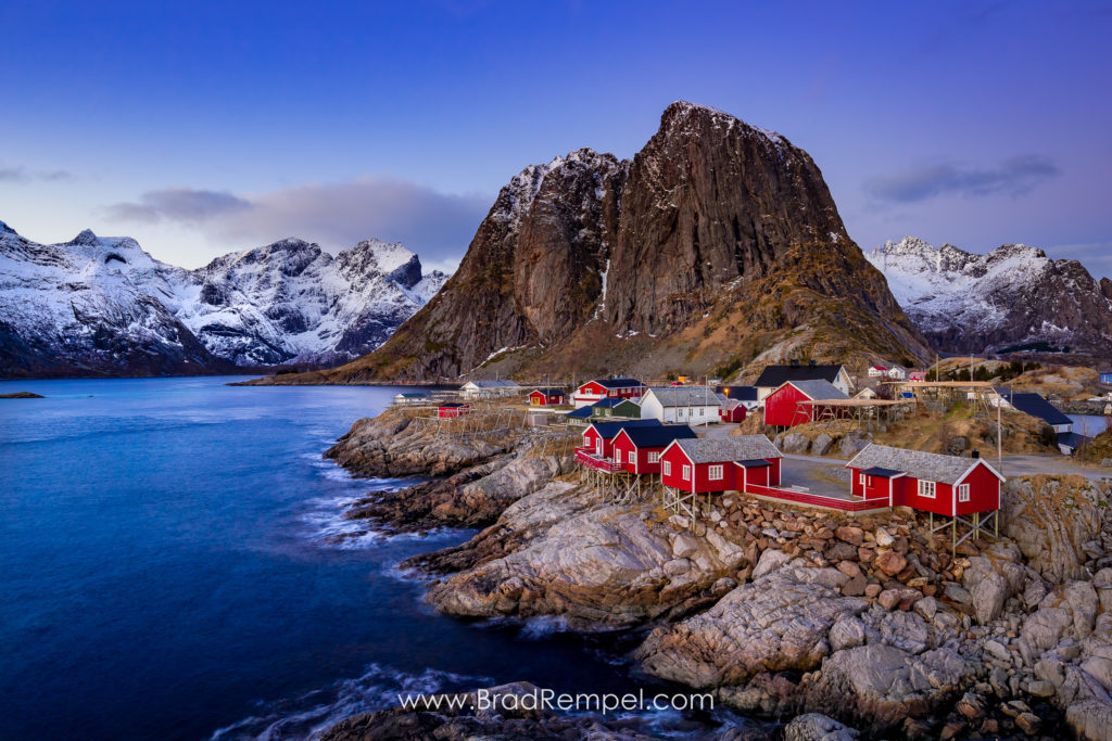 Hamnoy, Norway - Brad Rempel