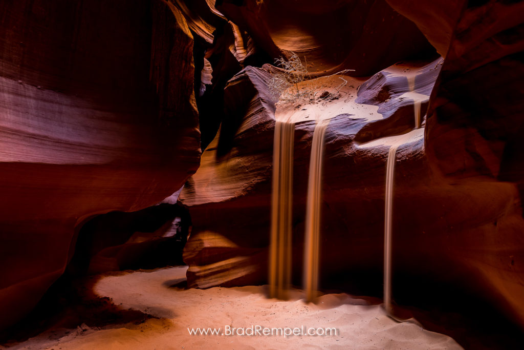 Upper Antelope Canyon, Arizona, Brad Rempel, Slot Canyons, Antelope Canyon
